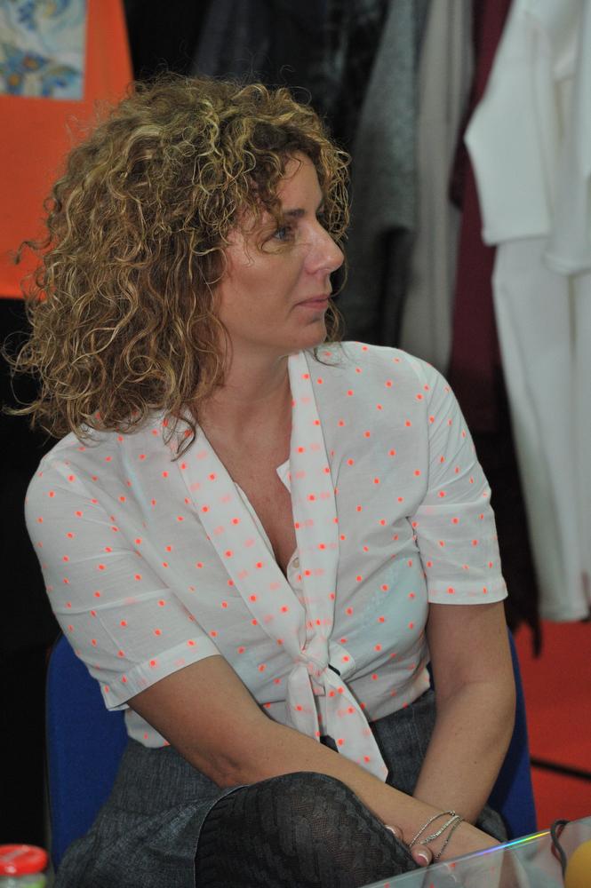 Adina Banea; Foto Paul Buciuta / Revista Tango - Marea Dragoste