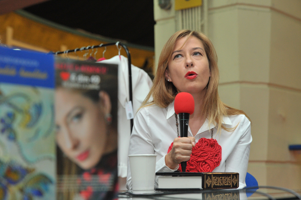 Raluca Kisescu; Foto Paul Buciuta