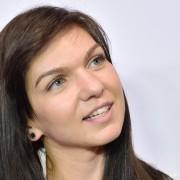 Simona Halep alaturi de reprezentanti ai Dorna si Salvati Copiii Romania au participat la conferinta de presa ce marcheaza lansarea campaniei Grija pentru Copii 2016.