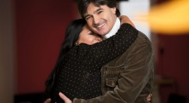 Liza Panait si Viorel Panait interviu pentru revistatango marea dragoste 85