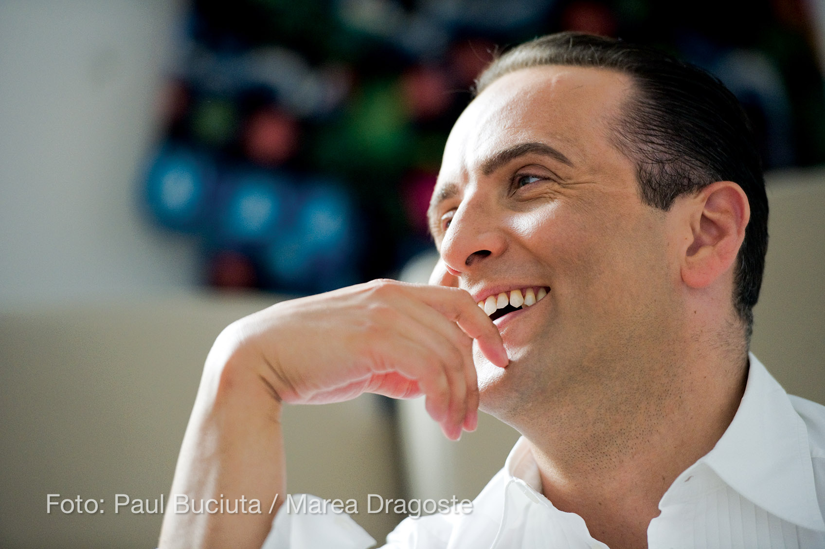 interviu Razvan Mazilu pentru Revista Tango nr 82