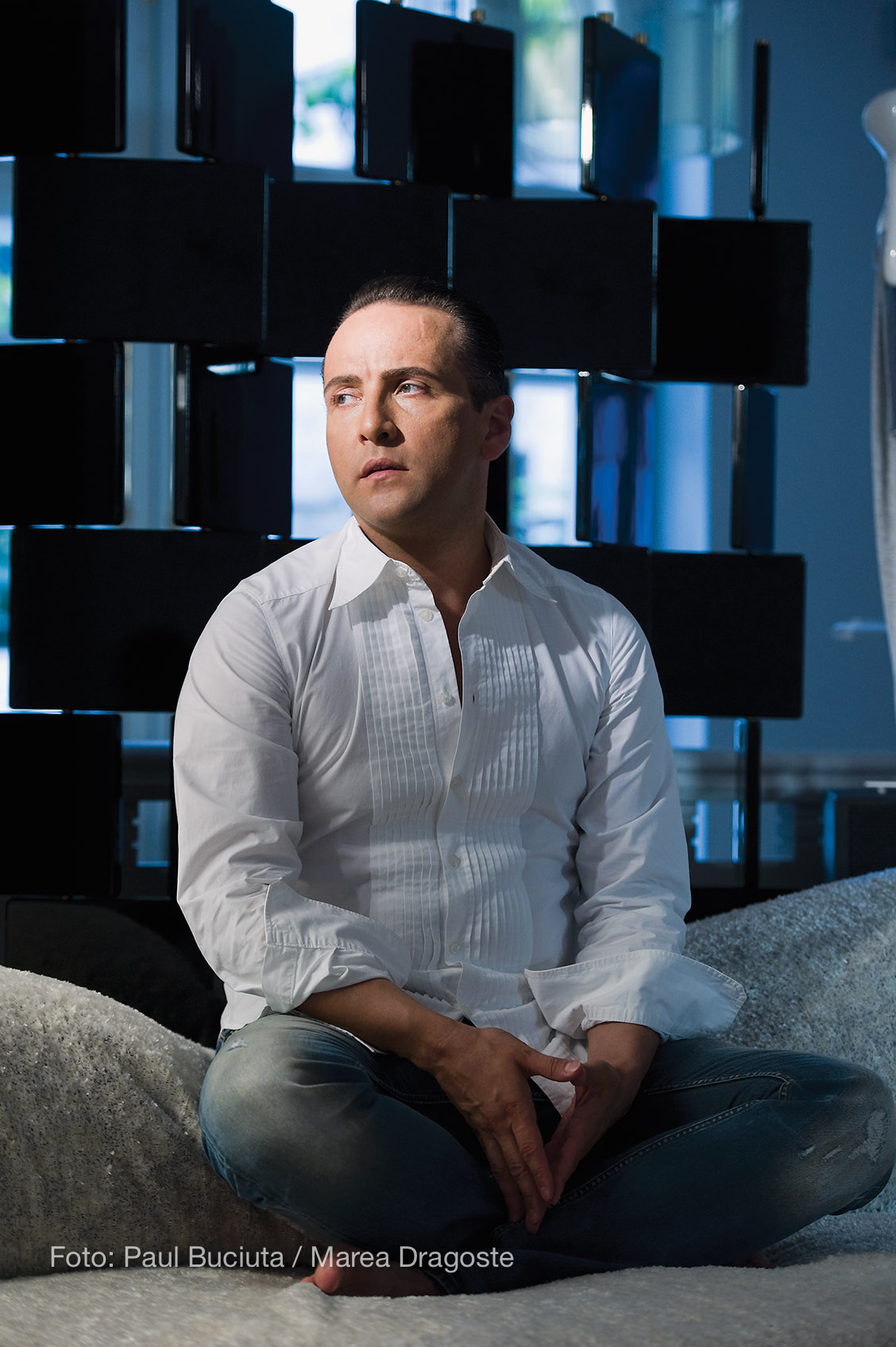 interviu Răzvan Mazilu pentru Revista Tango nr 82