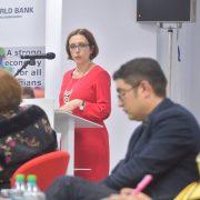 Elisabetta Capannelli, manager pe ţară la Banca Mondială în România şi Ungaria