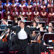 Gala Extraordinară de Operă - deschiderea stagiunii 2016-2017 la Opera Nationala București. In imagine: Vladimir Galouzine
