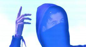 Alan Walker, festivalul Untold