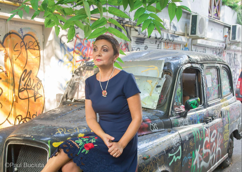 Carmen Musat Coman , interviu pentru Marea Dragoste-revistatango.ro, nr. 132, septembrie 2017