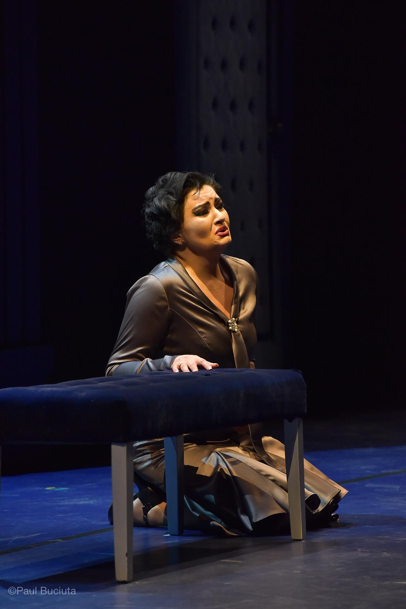 soprana Bianca Margean