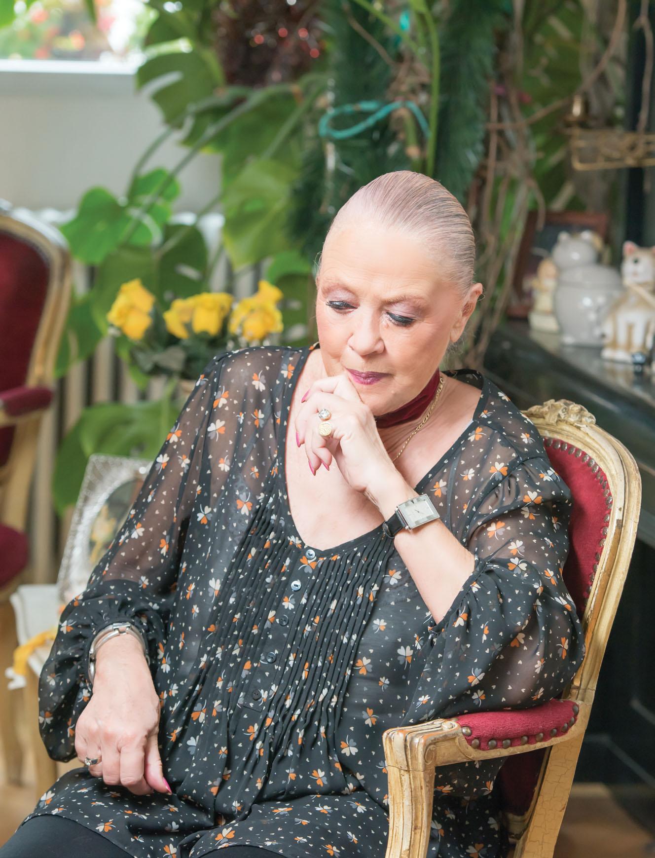 Interviu cu Ileana Iliescu, coregrafa si fosta prim-balerina a Operei Nationale Bucuresti, pentru Marea Dragoste -revistatango.ro, nr. 135, decembrie 2017