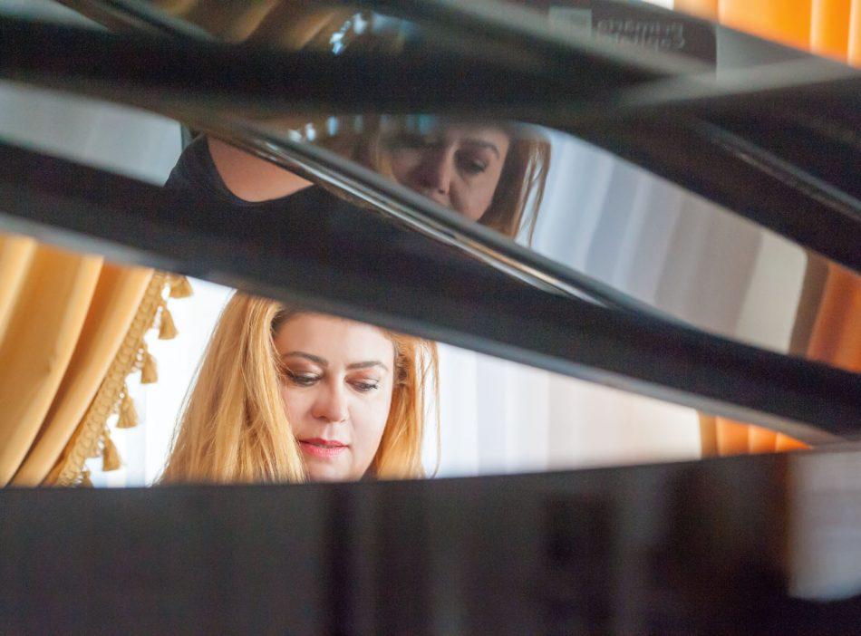 Pianista Ioana Maria Lupascu, interviu pentru Marea Dragoste-revistatango.ro, nr. 140, iunie 2018