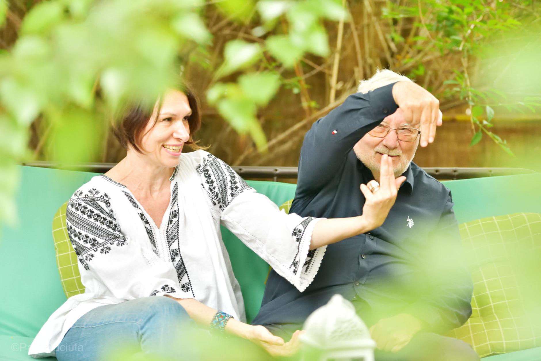 Ion Manzat si Maria Manzat, interviu pentru Marea Dragoste-revistatango.ro, nr. 140, iunie 2018