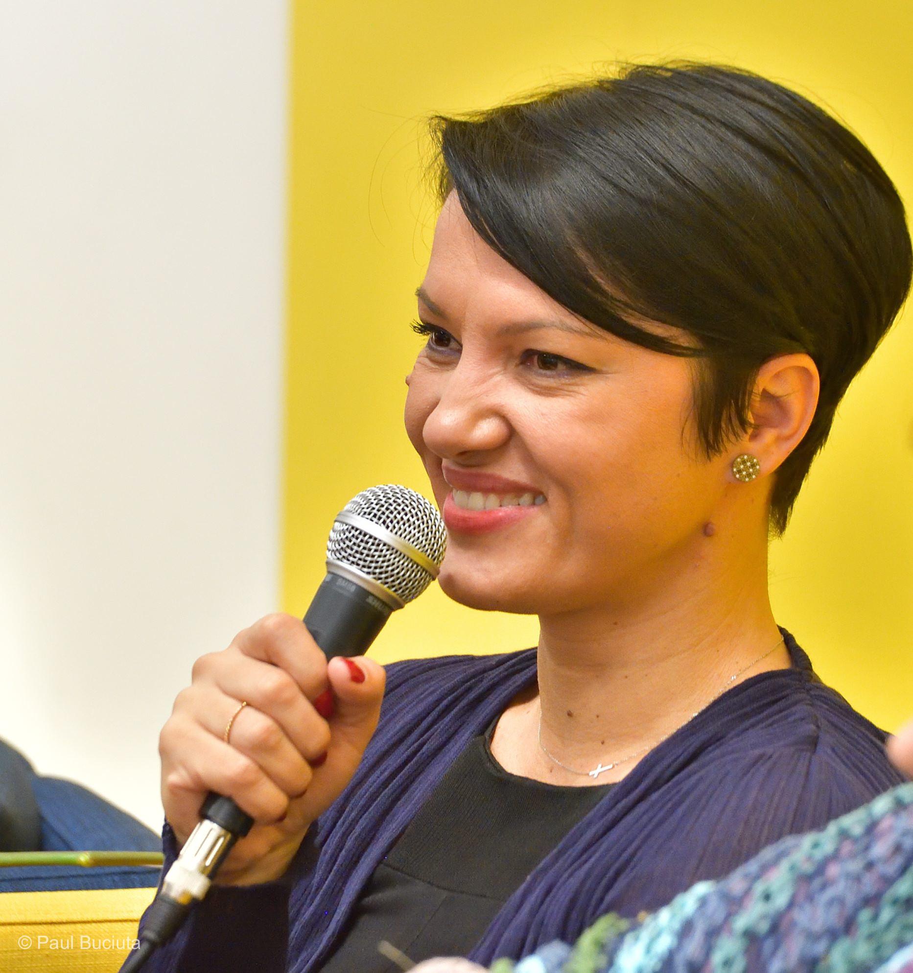 Petronela Rotar - Intâlnire cu cititorii